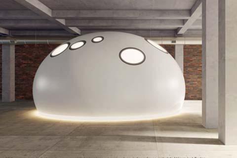 Projekt wnętrza. . Konkurs Hansgrohe - Egg