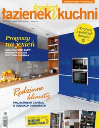 Projekt wnętrza. . Artykuł Na Wspólnej Świat łazienek i kuchni 2017