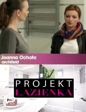 """Projekt wnętrza. . Emisja odcinka Projekt Łazienka w """"Pytaniu na śniadanie"""" TVP 27.12.2013"""